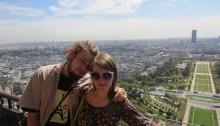 Eifeļa tornis Parīze